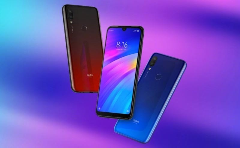 Xiaomi Redmi 7 Specification