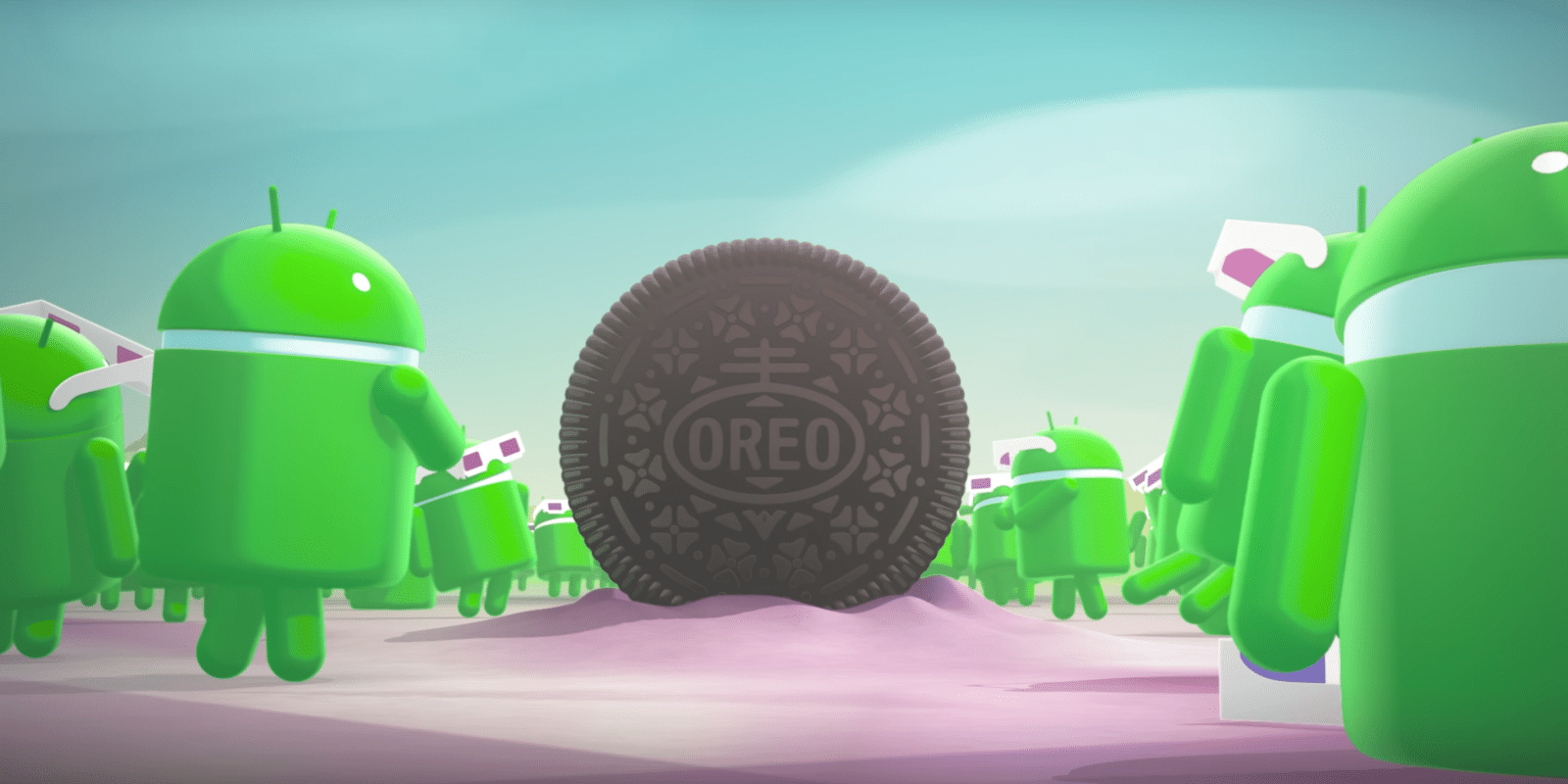 Sony Android Oreo update