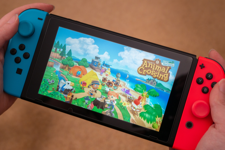 "Animal Crossing: New Horizons Torby ""Gra roku"" na ..."