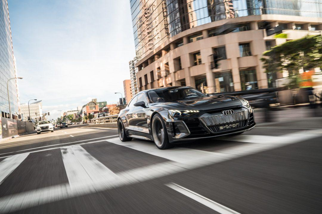 The 2021 Audi e-tron GT will sound unlike any electric car