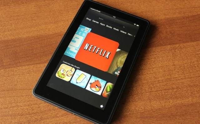 Jak odinstalować Amazon Kindle Fire