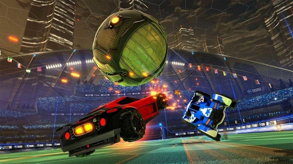 Get Rocket League For Free On Epic Store, 10$ Coupon Bonus